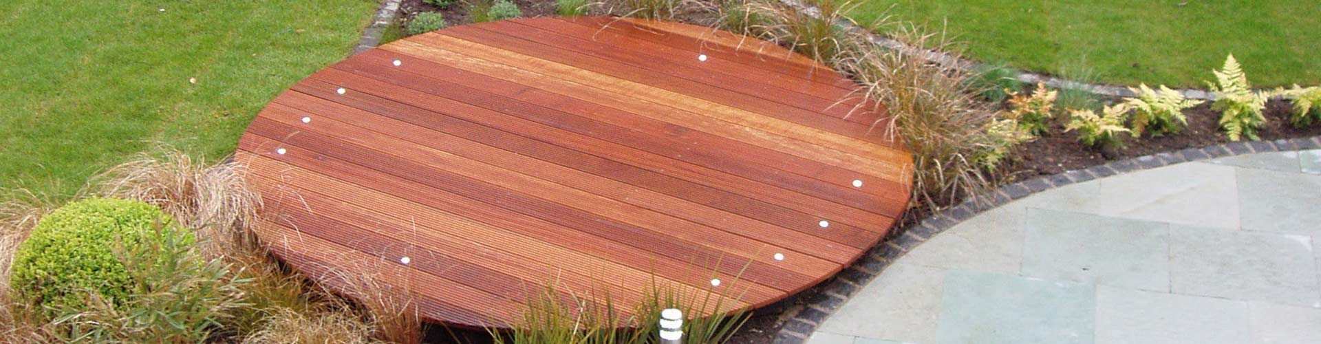 Decking - Wood Components